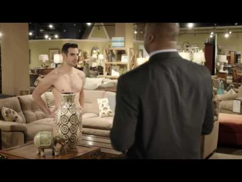 Paul Melendy  Bernie and Phyl's Naked Guy Commercial