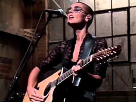 Sinead O'Connor - Last Day of our Acquaintance - Hammersmith Odeon, London on 24 April 1990.