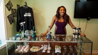 TV Anchor Turned Marijuana Activist Unfazed After Police Raids Her Club