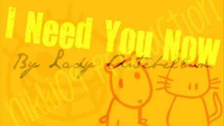 Lady Antebellum - Need You Now [With Lyrics & Download]