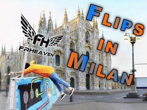 Une journée off à Milan