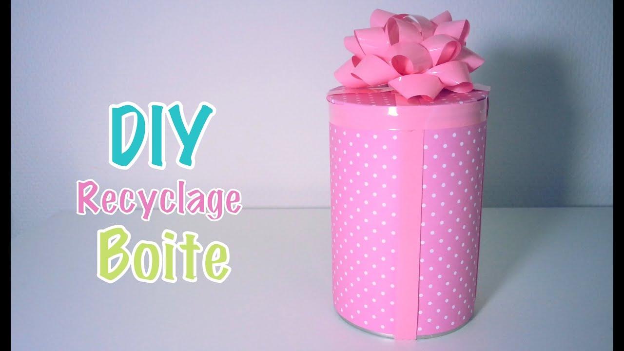 diy recyclage pot rangement avec boite de conserve youtube. Black Bedroom Furniture Sets. Home Design Ideas