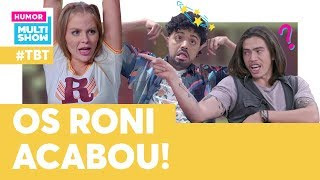 Baixar Só mesmo a LUISA SONZA para salvar a vida dos RONI! | #TBT Os Roni | Humor Multishow