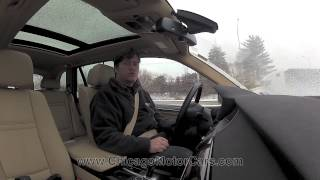 BMW X5 xDrive 35d - Chicago Motor Cars Video Test Drive with Chris Moran