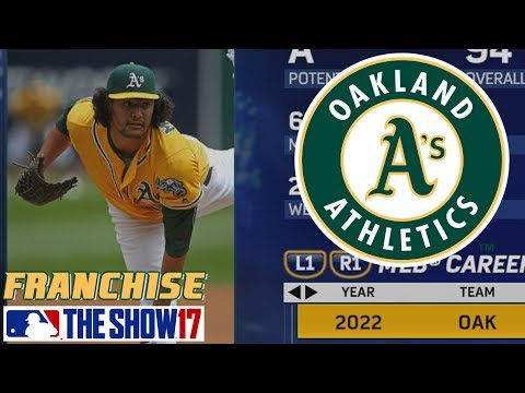 Year 6 Offseason - MLB The Show 17 - Franchise Mode - Oakland ep. 28