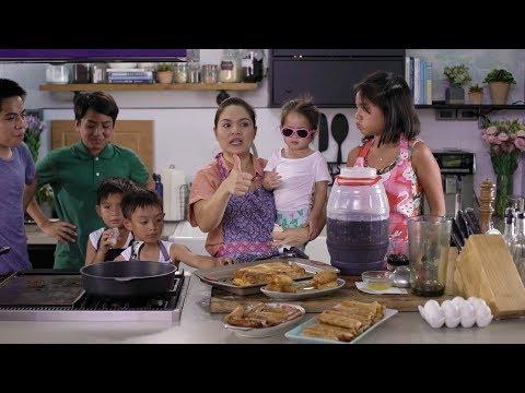 [ Judy Ann's Kitchen 7] Ep 2: Kids Bazaar: Corndog, Turon, Sliders etc.
