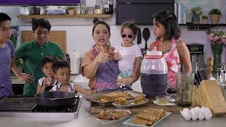 [ Judy Ann's Kitchen 7] Ep 2: Kids Bazaar: Corndog, Turon, Sliders etc.
