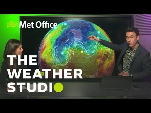 It's turning colder - The Weather Studio
