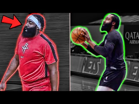 Did James Harden Wear A Fat Suit To Get Traded?