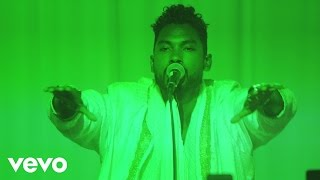 "Miguel - ""...goingtohell"" WILDHEART Experience Live from Red Bull Studios"