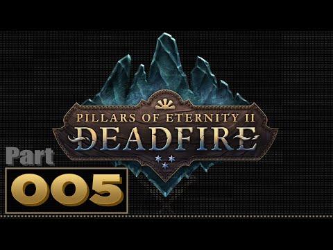 Let's Play: Pillars of Eternity 2: Deadfire - Part 5 | Cipher |