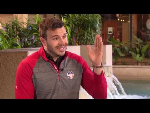 Raw interview: Charlie Ebersol, co-founder and CEO, Alliance of American Football