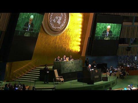 Abbas dice que Palestina no puede seguir ligada a los acuerdos de paz de Oslo
