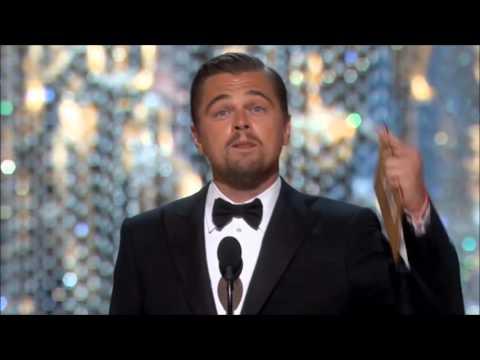 Di Caprio dedica l'Oscar all'amico Sergio Friscia...