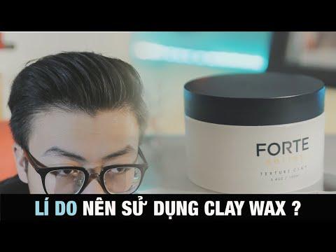 Cẩm nang vuốt tóc #1: Có nên sử dụng clay wax vào mùa đông I Sáp vuốt tóc tốt nhất mùa đông