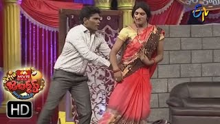 Chammak Chandra Performance | Extra Jabardsth | 27th January 2017| ETV  Telugu