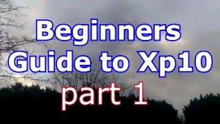 Xplane Dedicated: Beginners Guide Vlog_132