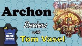 Archon Review - with Tom Vasel