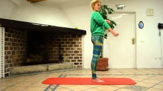 """""""Азбука йоги"""", урок 19, часть 1."""