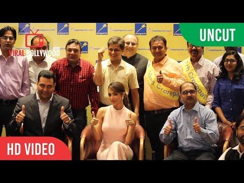 UNCUT - Maliaka Arora Khan To Announce The Playwin Winners | Myplaywin.com