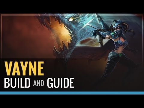 Vayne Build Guides :: League of Legends Strategy Builds