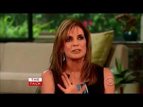 A stunning Linda Gray talks Dallas