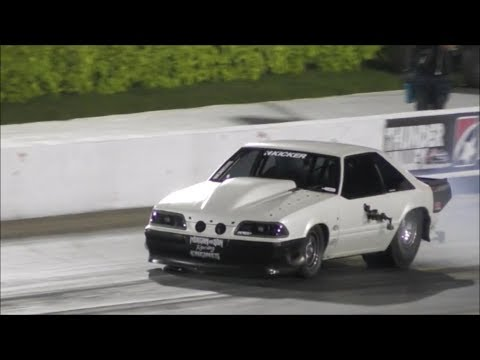 Chuck Death Trap vs Blain Bros at Bristol 100k no prep race