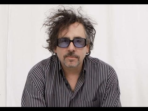 Tim Burton on Being a Weirdo