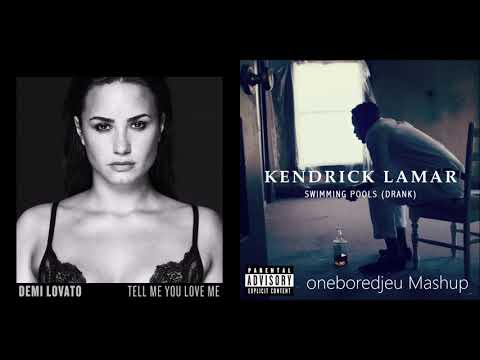 Not Swimming - Demi Lovato vs. Kendrick...