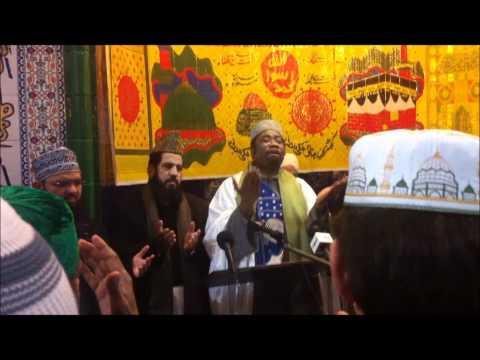 Dua (Islamic prayer of supplication), Leicester, England.