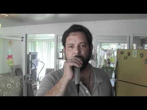 Robert Brown (Karaoke) = Hurt by Johnny Cash