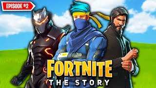 The Story of Fortnite Episode 2