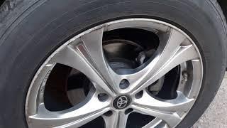 Тест...красим диск машины жидкой резиной своими руками