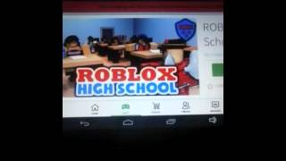 Time to go to school ROBLOX (NLSITD