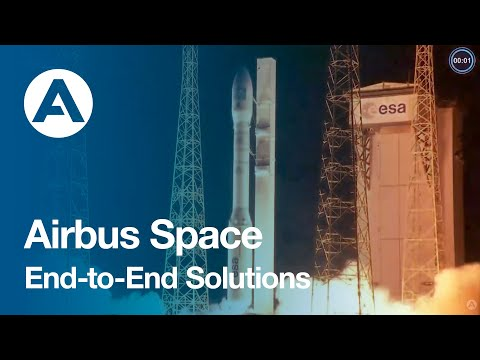 Airbus Space End-to-End Solutions