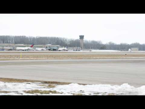 Wisconsin jets return home