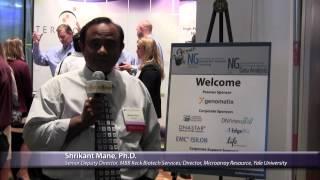 CHI's Applying NGS and Data Analysis 2012, Providence, RI