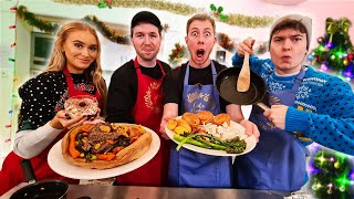 YOUTUBER COOK OFF CHRISTMAS SPECIAL!