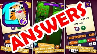 Riddle Quest Level 1 - 10 - All Answers - Walkthrough ( By Apprope )