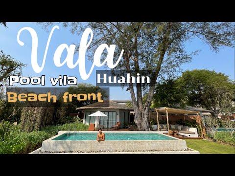 Vala Huahin: วาลา หัวหิน เงียบ สวย วิลล่าหรูหรา พักผ่อนได้แบต100%