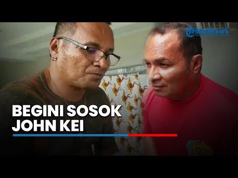 John Kei si Pembunuh Sadis Tobat di Nusakambangan, Kini jadi Pengkhotbah untuk Napi Lain
