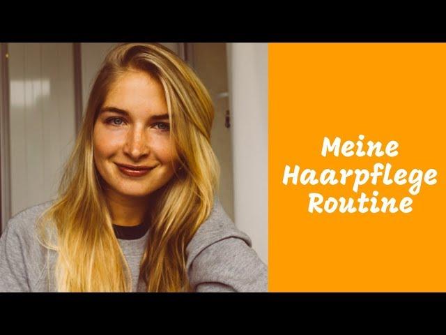 Meine Haarpflege Routine I Charlotte Weise