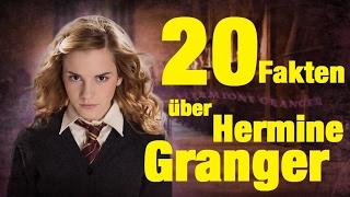 20 FAKTEN über Hermine GRANGER