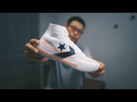 Excelente calidad nueva alta calidad captura UNBOXING THE NEW CONVERSE ALL STAR PRO BB Basketball Sneaker (Eng ...