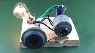 Make Electric Free Energy Motor Generator Using Magnet New Ideas Technology At Home