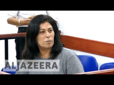 Israeli court extends the detention of Palestinian politician Khalida Jarrar