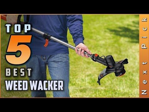 Top 5 Best Weed Wacker Review In 2020