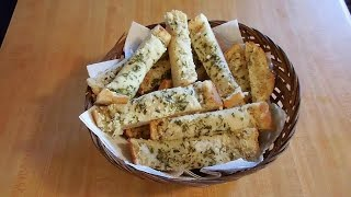 Easy Italian Garlic Cheese Bread - E191