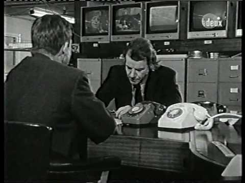Behind the scenes at BBC Television Centre and Broadcasting House (1973)