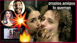 Luisito Comunica es infiel a su novia Chule, por culpa de Rayito y Lizbeth Rodríguez